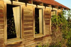 Rusted Old Barn Windows 3