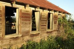 Rusted Old Barn Windows 4