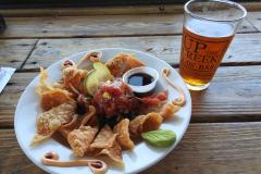 Tuna Tartare with Beer