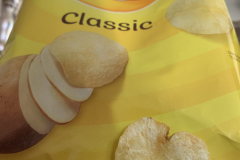Love Potato Chips