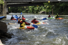 Kayaking Class in Bryson City