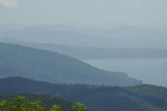 Foggy Blue Ridge Mountains 4