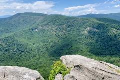 Pickens Nose Rock North Carolina