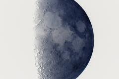 Half Moon - Negative
