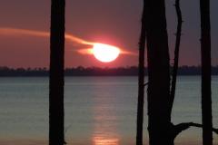 Eye of the Sun Sets