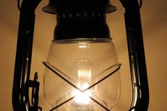 Dietz Lantern Flame