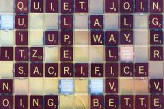 Scrabble Words Sacrifice