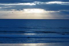 Blue Beach Sunrise 2