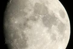 3/4 Grey Moon