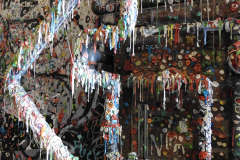 Gum Wall Pipes 2 in Seattle - Vertical