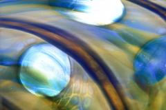 Blown Glass Glows 2 - Square