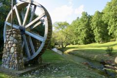 Water Wheel by the Creek