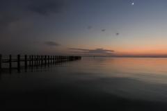 Pier Sunset in Port St. Joe