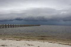 Storm Approaches Pier 2