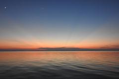 Sunset Rays Port St Joe